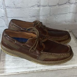 Sperry Ultralite Tarpon 2 Eye Deck Shoes Mens 10
